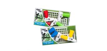 Trendhaus POWER NOW! Finger-Fussball-Set