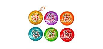 Trendhaus Yoyo Battle Light-It-Up assortiert