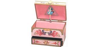Trousselier Spieldose Schublade Blumen, Ballerina M