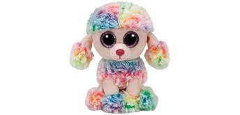 ty Rainbow,Pudel multicolor 15cm