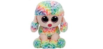 ty Rainbow,Pudel multicolor 24cm