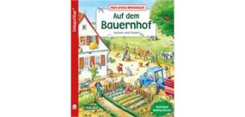 Unkaputtbar: Mein erstes Wimmelbuch: Auf dem Bauernhof