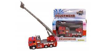 van Manen Feuerwehrauto mit Licht