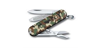 Victorinox - Classic SD, Camouflage, mit Einstecketui
