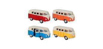 Volkswagen Microbus (1963) aus Spritzguss, 1:37