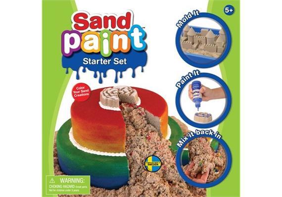 Wabafun Sand Paint Starter Set