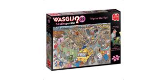 Wasgij Puzzle Destiny 22 - Entsorgen ohne Sorgen
