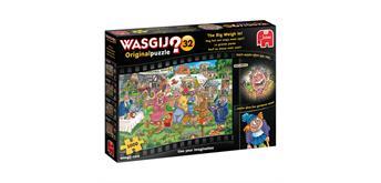 Wasgij Puzzle Original 32 - Darf es etwas mehr sein