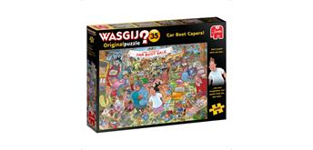 Wasgij Puzzle Original 35 - Flohmarkt-Chaos