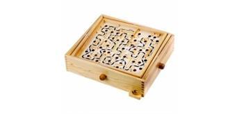 Weible Kugel Labyrinth Holz