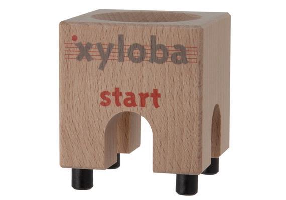 Weizenkorn Xyloba Startklotz