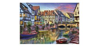 Wentworth Wooden Puzzles - Colmar Canal Micro