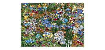Wentworth Wooden Puzzles - Getting Away From It All - Maxi