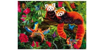 Wentworth Wooden Puzzles - Red Pandas - 250 tlg.