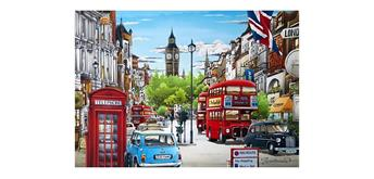 Wentworth Wooden Puzzles - SW1 Whitehall - Micro