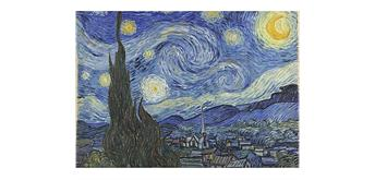 Wentworth Wooden Puzzles -The Starry Night - 40 tlg.Micro
