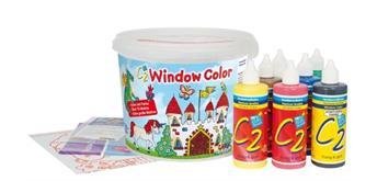 Windows Color Eimer 7 Farben + Zubehör