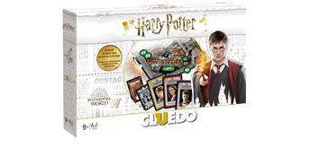 Winning Moves - Cluedo Harry Potter Brettspiel