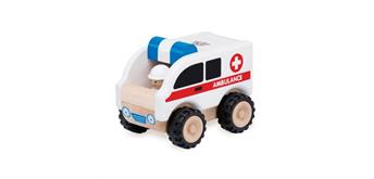 Wonderworld Mini Ambulanz Car