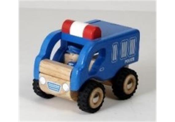 Wonderworld Mini Police Car