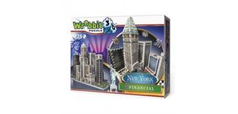 Wrebbit Financial - New York Collection / 3D-Puzzle