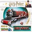 Wrebbit Hogwarts Express Zug/Hogwarts Express Train - 3D-Puzzle | Bild 2
