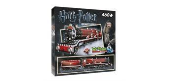 Wrebbit Hogwarts Express Zug/Hogwarts Express Train - 3D-Puzzle