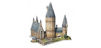 Wrebbit Hogwarts Große Halle Harry Potter / Hogwarts Great Hall / 3D-Puz