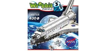 Wrebbit Orbiter - Space Shuttle / 3D-Puzzle