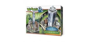 Wrebbit World Trade - New York Collection / 3D-Puzzle