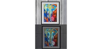 YGSM35 Diamond Painting Full Set Glow In the Dark 30 x 40 cm