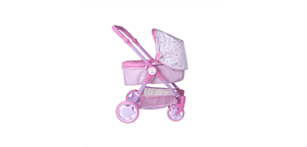 Zapf & Chicco HTI BB Puppenwagenset 6 in 1