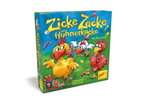 ZOCH Zicke Zacke Hühnerkacke - Spiel des Jahres 1998